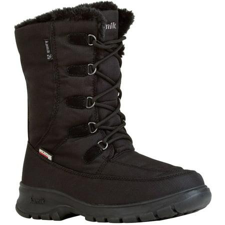 e1f9acbca18 Kamik - Kamik Brooklyn Wide Winter Boot - Women s - Walmart.com