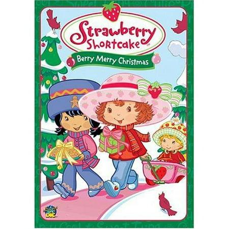 Strawberry Shortcake: Berry, Merry Christmas (Full - Strawberry Shortcake Cartoon