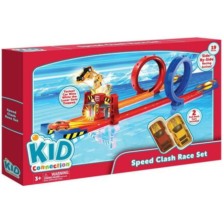 Kid Connection 19-Piece Duo Blast Race Set