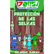 Serie Pequenos Guardianes - Proteccin de las selvas - eBook