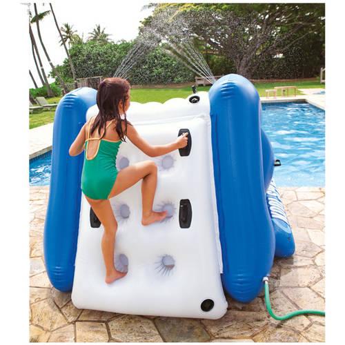 Intex Inflatable Water Slide Play Center With Sprayer   Walmart.com