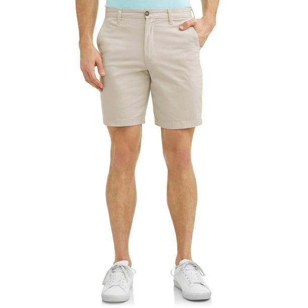 GEORGE - George Big Men's Flat Front Shorts, 9