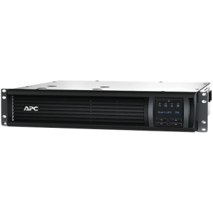 APC Smart-UPS 750VA Rack-mountable UPS SMT750RMI2U by APC