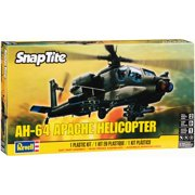Revell® SnapTite® AH-64 Apache Helicopter Model 42 pc Kit Box