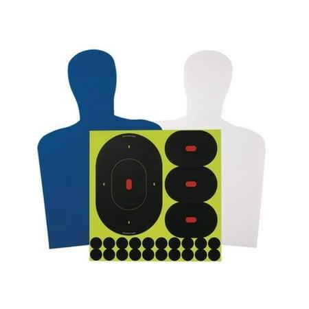 Girl Sharpshooter (Birchwood Casey Sharpshooter Plastic Corrugated Silhouette Target Kit With)