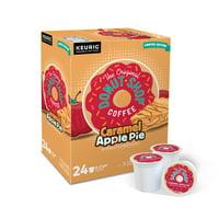 The Original Donut Shop Caramel Apple Pie Coffee, Keurig K-Cup Pod, Light Roast, 24 Count for Keurig Brewers