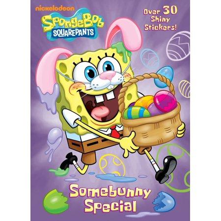 Springtime Activity - Somebunny Special (SpongeBob SquarePants)