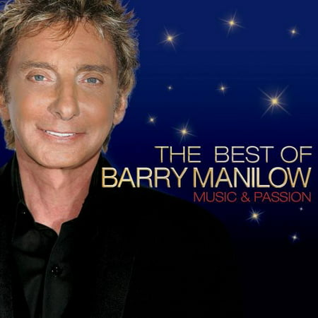 The Best of Barry Manilow (CD)