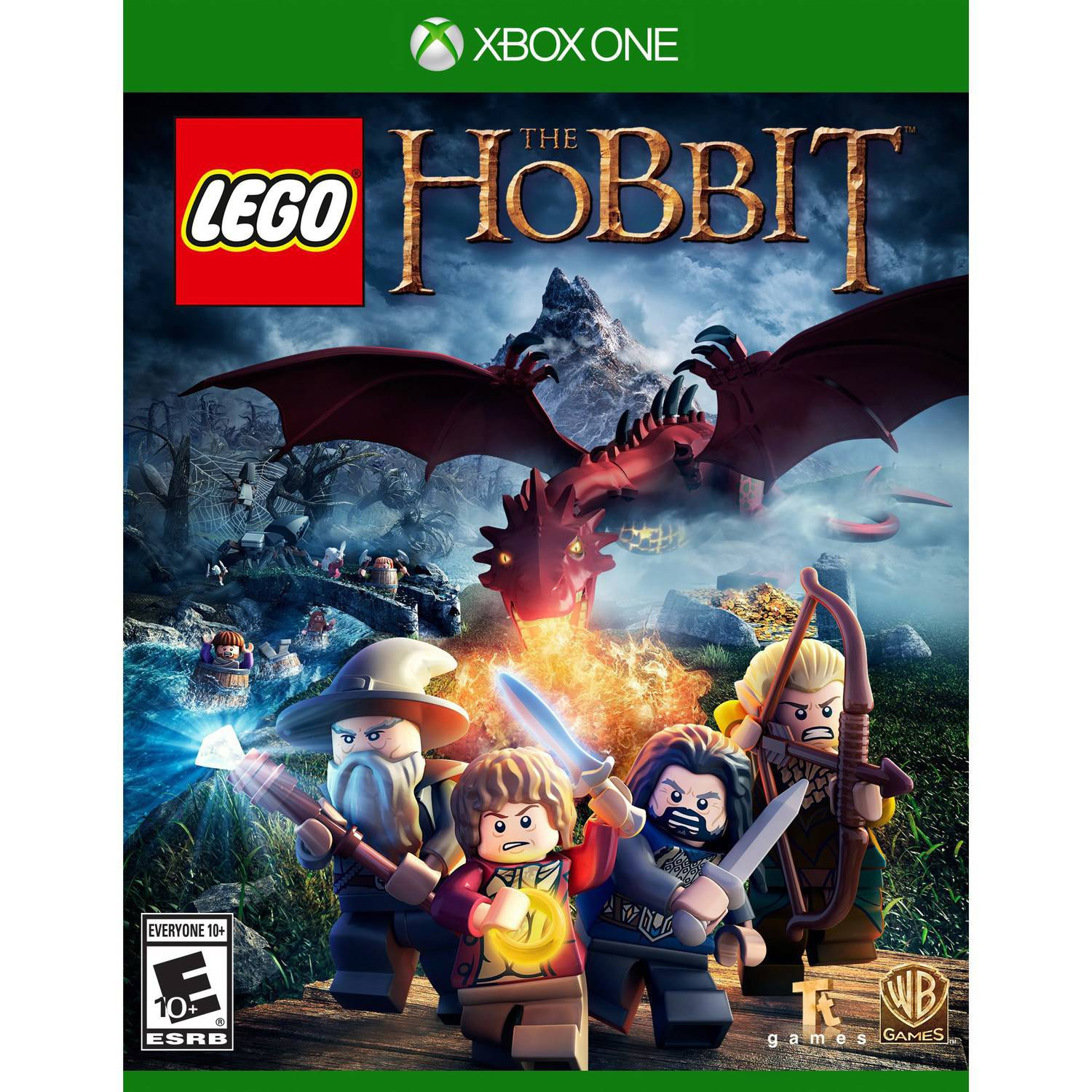 Lego The Hobbit (Xbox One) - Pre-Owned