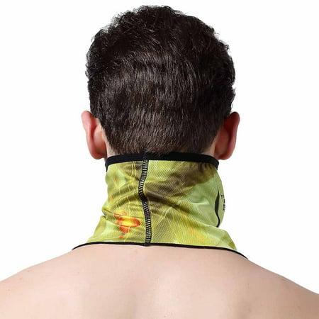 Outdoor Unisex Elastic Breathable Veil Cycling Travel Head Scarf