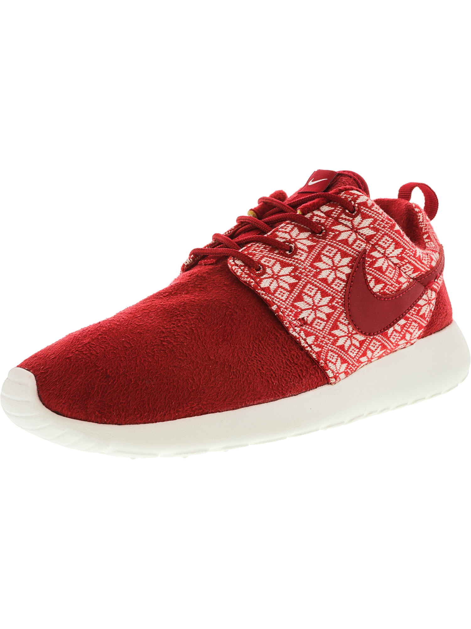 6bdeed3fd497d Nike Men s Roshe One Winter Gym Red   - Sail Ankle-High Running Shoe ...