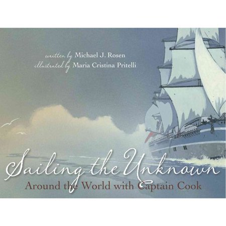 Sailing The Unknown  Around The World With Captain Cook