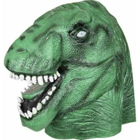 Jurassic Park T-Rex Costume Mask - Jurrasic Park Costume