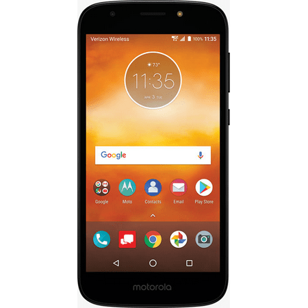 Verizon Wireless Motorola Moto E5 Play 16GB Prepaid Smartphone, (Moto X Best Phone Ever)