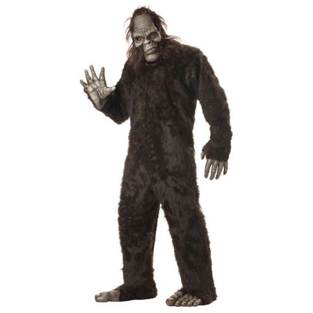 Big Foot Adult Halloween Costume (Big Group Costumes)