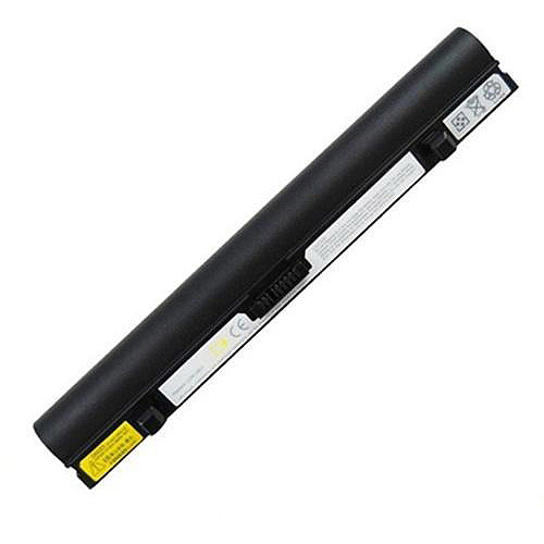 Laptop Battery Pros Extended Life Replacement Battery for Lenovo IdeaPad S9, S10, Black