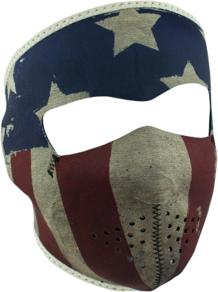 Neoprene Thermal Face Mask Patriot Outdoor by Balboa Manufacturing