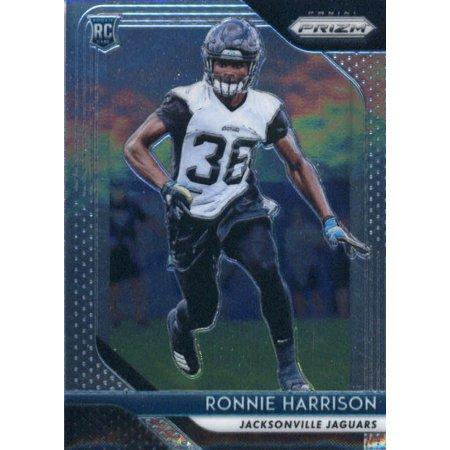 2018 Panini Prizm #268 Ronnie Harrison Jacksonville Jaguars Rookie Football Card