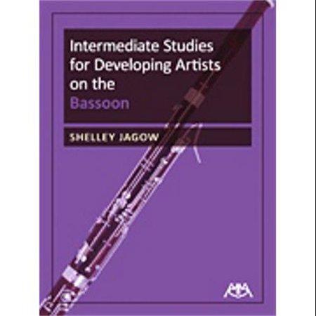 Hal Leonard Intermediate Studies for Developing Artists on the Bassoon-Shelley (Artist Bassoon)