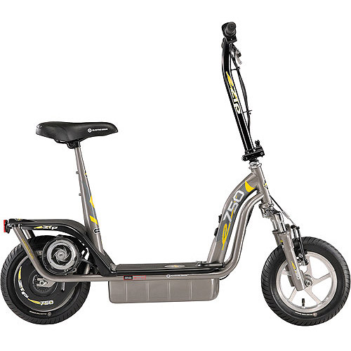 Currie Ezip 750 Electric Scooter, Gray