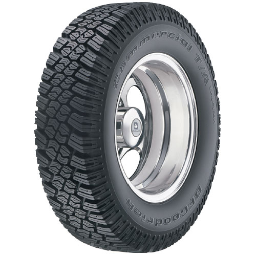 BFGoodrich Commercial T/A Traction Tire LT265/75R16/E 123/120Q