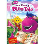 Barney Once Upon a Dino Tale [DVD] by HIT ENTERTAINMENT