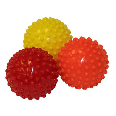 j/fit Knobby Muscle Knot Relief Balls (Set of 3)