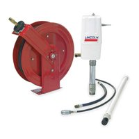 LINCOLN 4283 Oil Pump Transfer System,Air-Operated