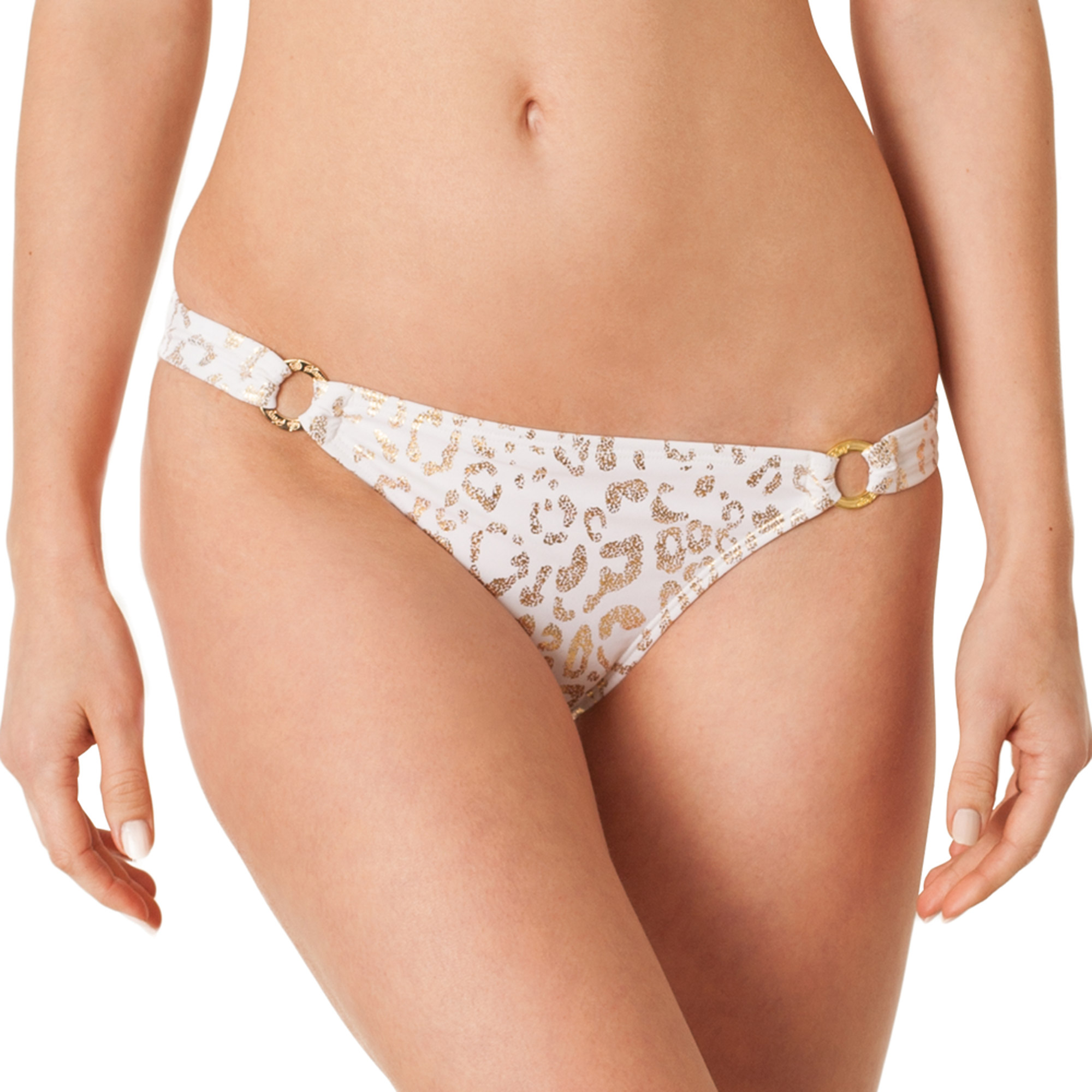 Smart & Sexy Women's Double-Ring Bikini Bottom