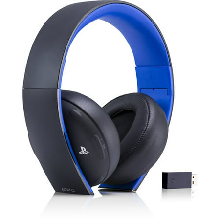 Sony Gold Wireless Stereo Headset  Ps4