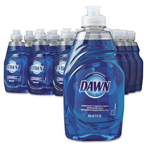 Dishwashing Liquid, Original, 9 oz Squeeze Bottle, 18/Carton