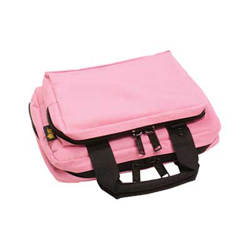 "US PeaceKeeper Mini Range Bag, 12.75"" x 8.75"" x 3"", Pink"
