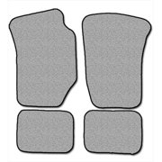 Averys Floor Mats 1124-710 Custom-Fit Nylon Carpeted Floor Mats For 1982-1988 Pontiac Sunbird, Tan, 4 Piece Set