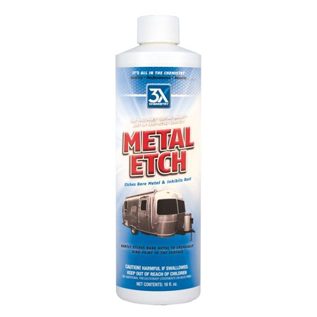 AP Products 135 Metal Etch Rust Remover 16 Oz.