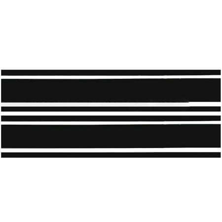Car Sticker Body Vinyl Racing Stripe Pinstripe Decal for Car - Car Racing Stickers