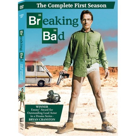 Breaking Bad: The Complete First Season (DVD) for $<!---->