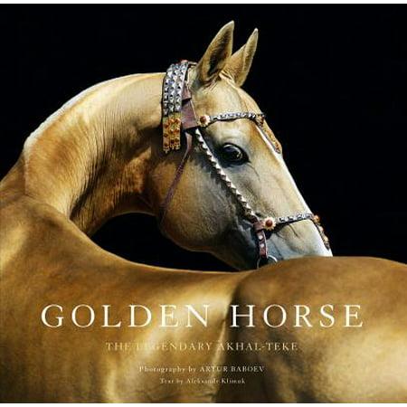 - Golden Horse : The Legendary Akhal-Teke