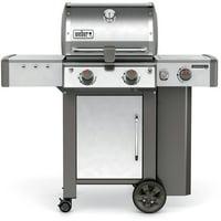 Weber Genesis II LX S-240 Stainless Steel Gas Grill