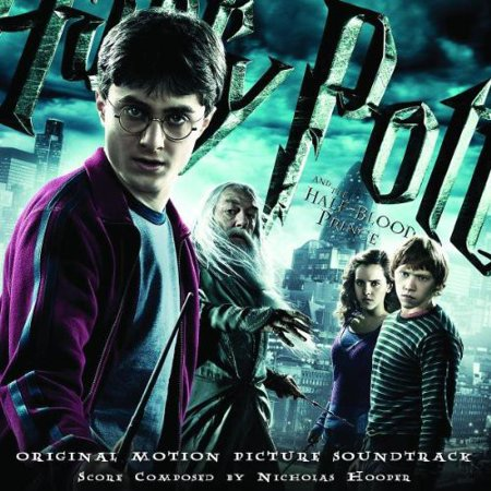 Various Artists   Harry Potter   The Half Blood Prince  Cd