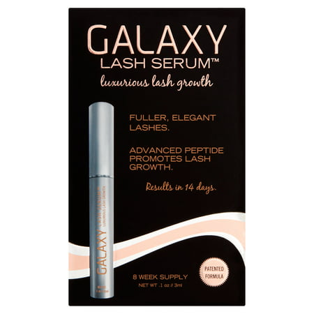 Galaxy Lash Serum Luxurious Lash Growth, .1 oz