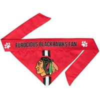All Star Sports Chicago Blackhawks Pet Bandana Small