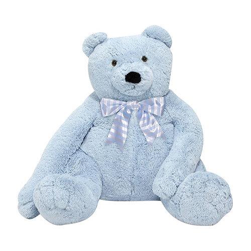 Click here to buy Jumbo Blue Teddy Bear by Melissa & Doug MD3983 by Melissa %26 Doug.