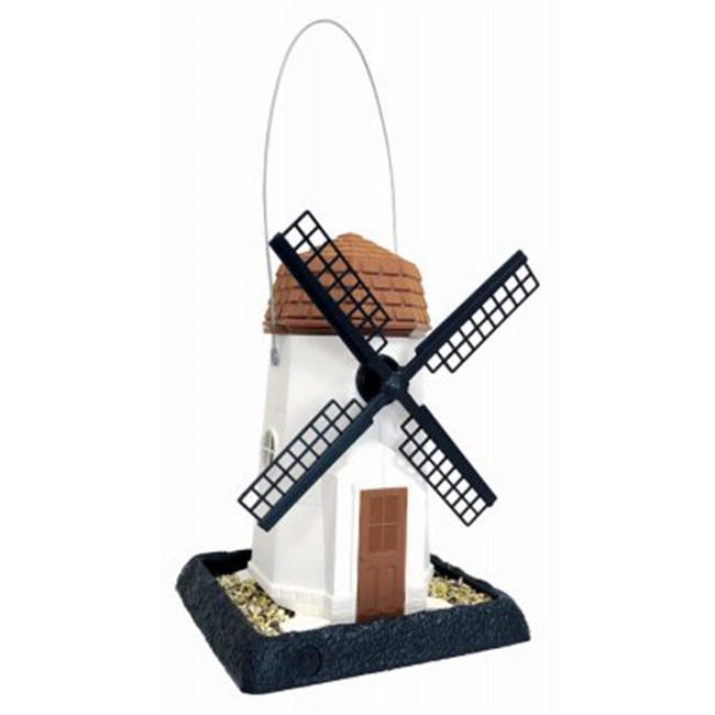 North State Ind 9072 Windmill Bird Feeder, 8-LB. Capacity