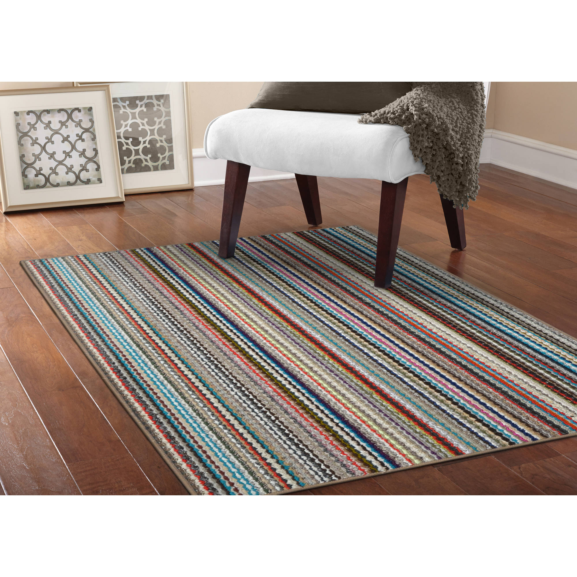 Mainstays Carnival Area Rug