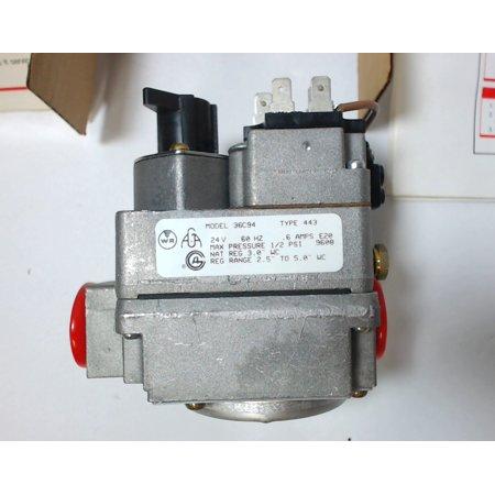 White-Rodgers 3/4X3/4 24V Gas Control Reducer bushings & LP Kit OEM 36C94  443 Lot#8