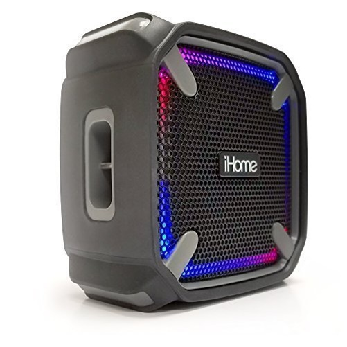 iHome Weather Tough Bluetooth Speaker with Speakerphone