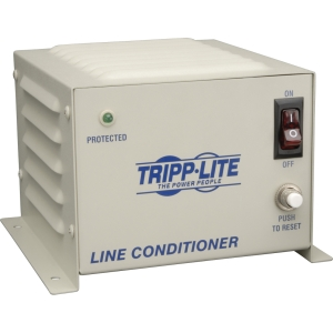 Tripp Lite 600W 120V Wall-Mount Power Conditioner with AVR, 4 Outlets by Tripp Lite