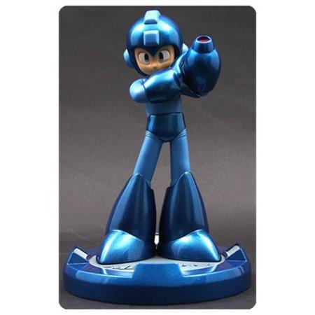 Anniversary Statue - Capcom Blue Megaman Mega Man 25th Anniversary Figure 10