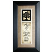 The James Lawrence Company 'Plans For Your Life' Framed Textual Art