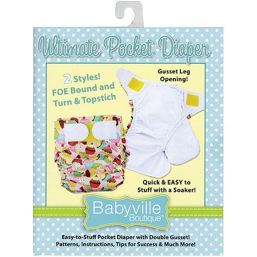 Dritz Babyville Boutique Patterns